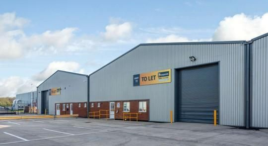 Thumbnail Industrial to let in Dunball, Bridgwater