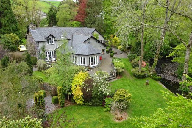 Thumbnail Detached house for sale in Stonebridge Close, Millom, Cumbria