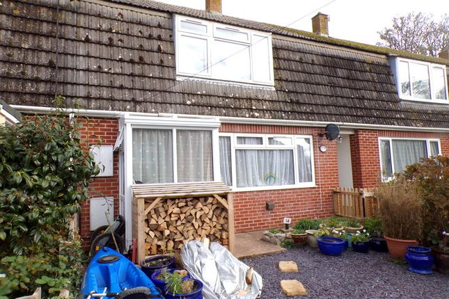 Thumbnail Terraced house for sale in Glebe Close, Lympstone, Exmouth