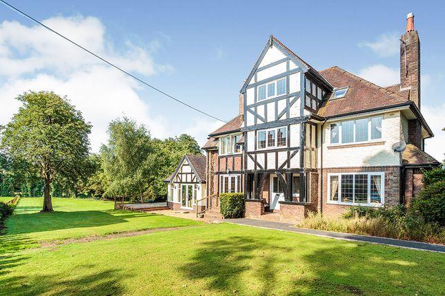 Thumbnail Detached house for sale in Mains Lane, Poulton-Le-Fylde, Lancashire