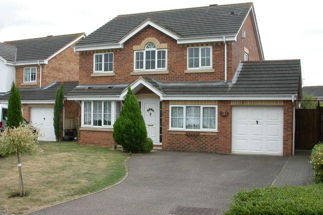 Thumbnail Detached house to rent in Furzton, Milton Keynes