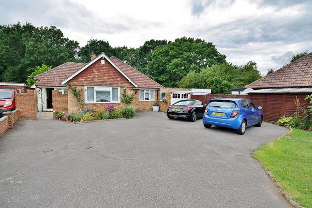 Thumbnail Detached bungalow for sale in Send Close, Send, Woking