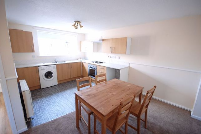 Thumbnail Flat to rent in Witton Court, Newcastle Upon Tyne