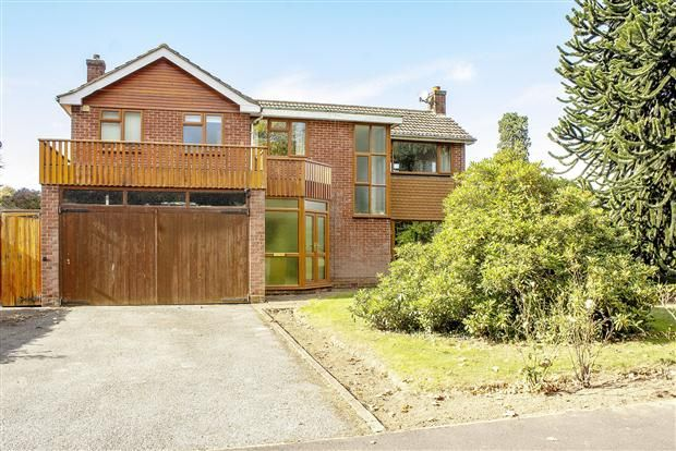 Thumbnail Detached house for sale in Lindsey Crescent, Kenilworth