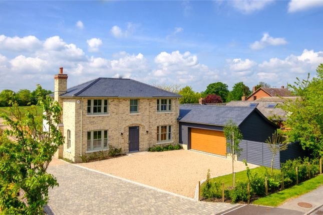 Thumbnail Detached house for sale in Harston Road, Newton, Cambridgeshire