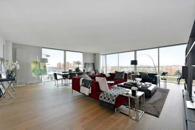 Thumbnail Flat to rent in Hester Road, Battersea