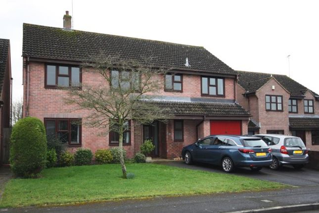Thumbnail Detached house to rent in Salt Spring Drive, Royal Wootton Bassett, Wiltshire SN4 7Sd