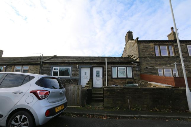 Front of New House Lane, Queensbury, Bradford BD13