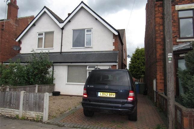 Thumbnail Semi-detached house for sale in Chesterfield Road North, Mansfield, Nottinghamshire