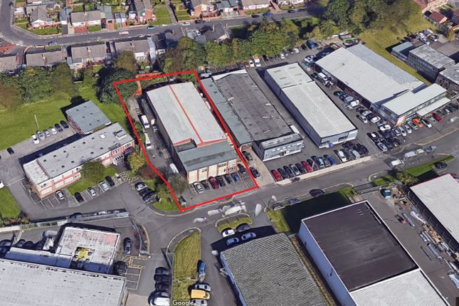 Thumbnail Light industrial to let in Redburn Road, Westerhope Industrial Estate, Newcastle Upon Tyne
