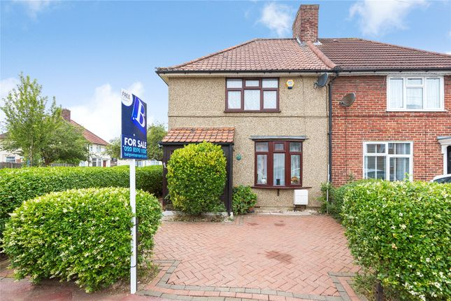 Semi-detached house for sale in Hunters Hall Road, Dagenham