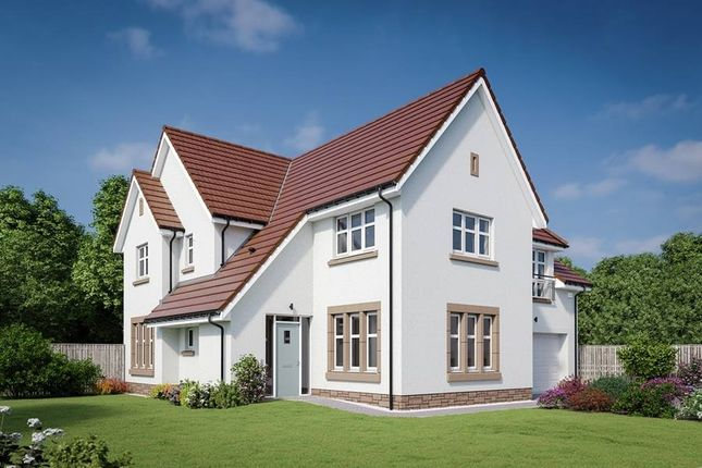 "Thumbnail Property for sale in ""The Lowther"" at Dalmahoy Crescent, Balerno"