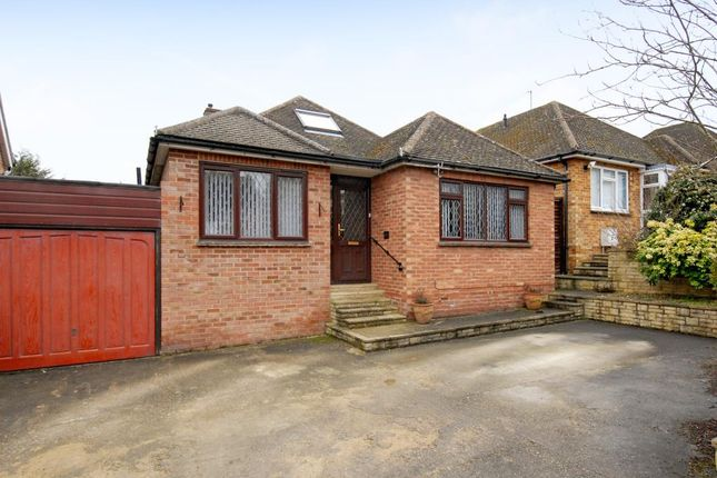 Thumbnail Detached bungalow to rent in Botley, Oxford