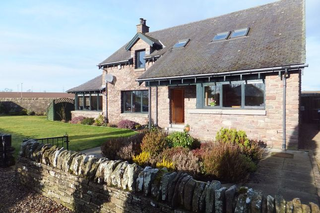 Thumbnail Detached house for sale in Hilaf House, Easter Bendochy, Blairgowrie