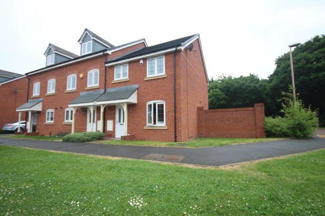 Thumbnail Semi-detached house to rent in Jacks Wood Avenue, Ellesmere Port