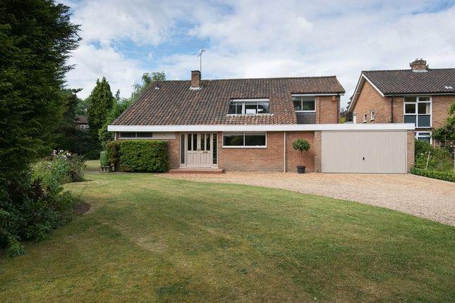 Thumbnail Detached house for sale in Fairmile Close, Norwich