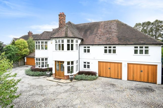 Thumbnail Detached house for sale in Cunningham Hill Road, St. Albans
