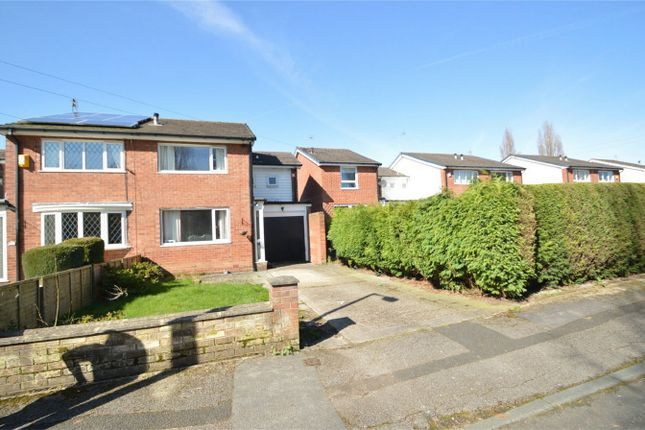 Thumbnail Semi-detached house for sale in Maple Close, Heaviley, Stockport, Cheshire