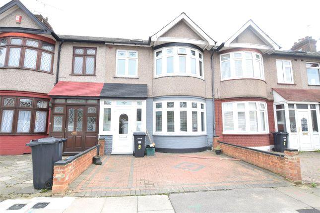 Thumbnail Terraced house for sale in Arthur Road, Chadwell Heath, Romford