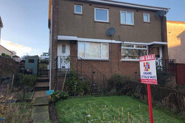 Thumbnail Semi-detached house for sale in Glenview, West Kilbride