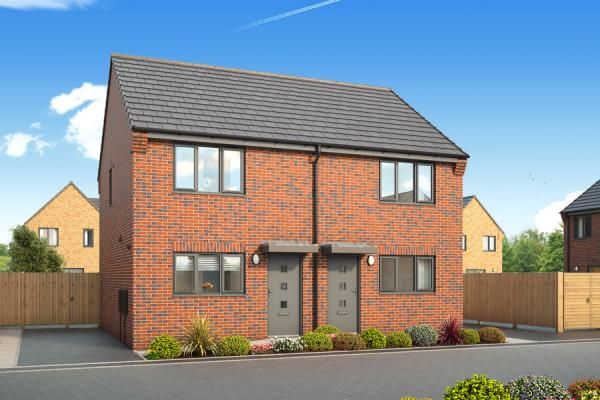 "Thumbnail Property for sale in ""The Halstead At Kingfields Park, Hull"" at Richmond Lane, Kingswood, Hull"