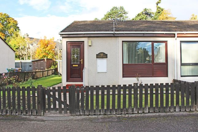 Thumbnail Semi-detached bungalow to rent in Sunnybank Avenue, Inverness