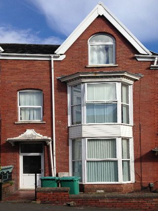 Thumbnail Terraced house to rent in Hawthorne Avenue, Uplands Swansea
