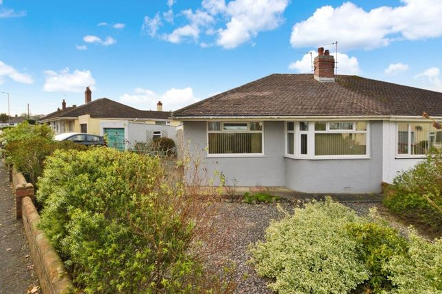 Thumbnail Semi-detached bungalow for sale in Woodford Avenue, Plymouth, Devon