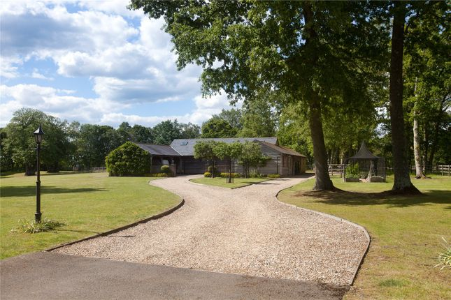 Outbuildings of Rockford Common, Ringwood, Hampshire BH24