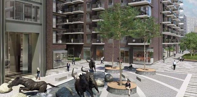 Thumbnail Flat for sale in Lamen Street, London