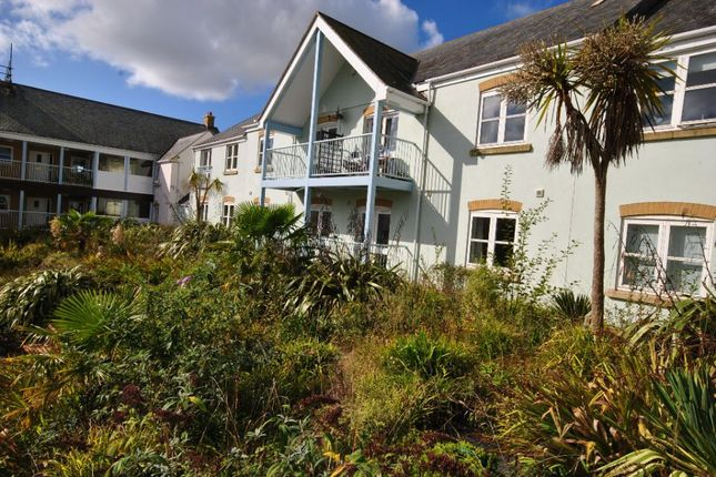 Thumbnail Flat for sale in 6 St Anthony House, Roseland Parc, Tregony, Cornwall