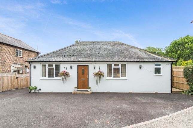 Thumbnail Detached bungalow for sale in London Road, Forest Row