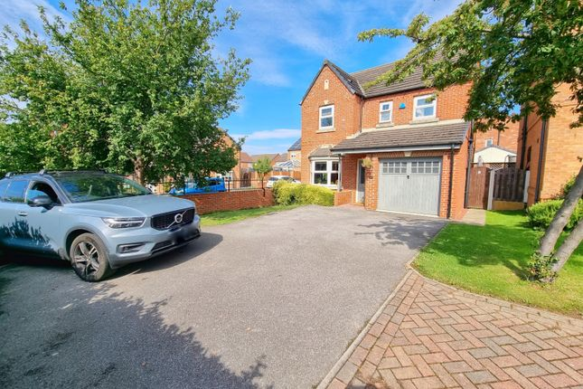 Thumbnail Detached house for sale in Lilydene Avenue, Grimethorpe, Barnsley