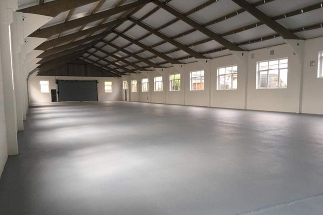 Thumbnail Light industrial to let in 8 Commercial Road, Reading