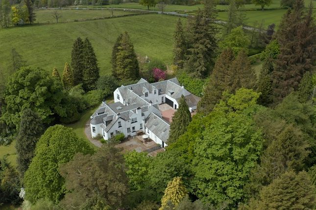 Thumbnail Country house for sale in Lednabra, Balfron Station, By Drymen, Stirlingshire