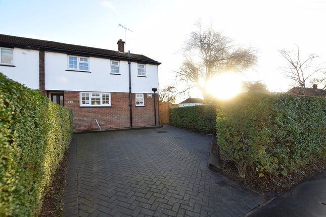 Thumbnail Semi-detached house for sale in Avon Road, Chelmsford