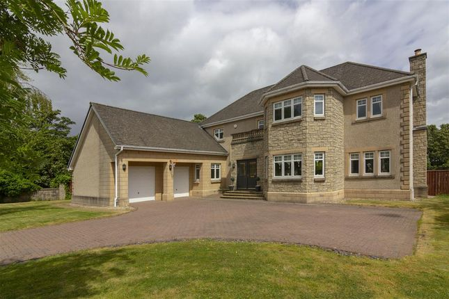 Thumbnail Detached house for sale in Castle View, Airth, Falkirk