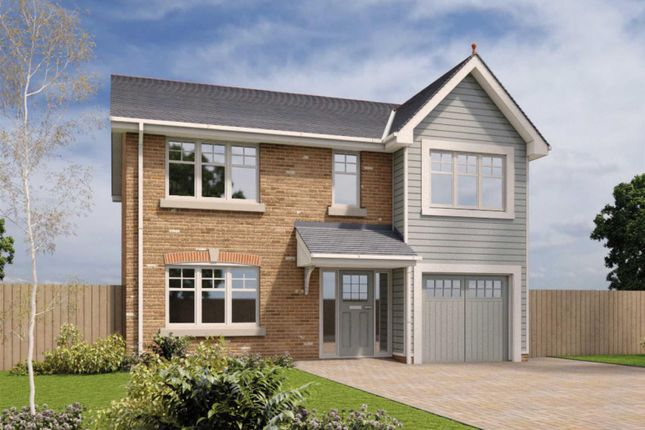 Thumbnail Detached house for sale in The Cambridge, Phase 2, Royal Park, Ramsey