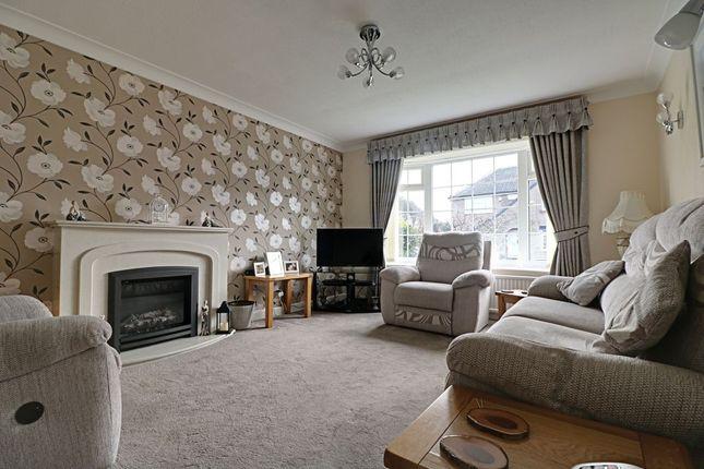 Living Room of Ollerdale Avenue, Allerton, Bradford BD15