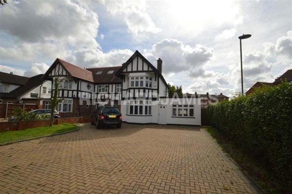 Thumbnail Semi-detached house to rent in Marsh Lane, London