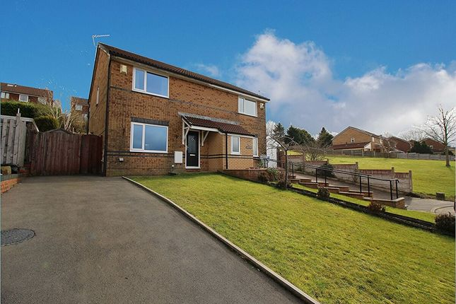 3 bed semi-detached house for sale in Borrowdale Avenue, Blackburn BB1