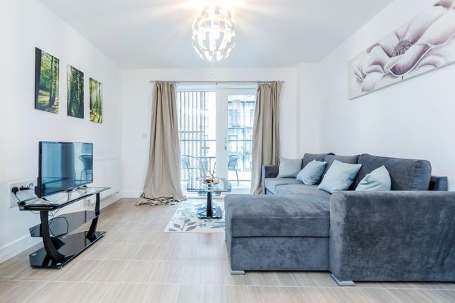 Thumbnail Flat to rent in Image Court, Romford