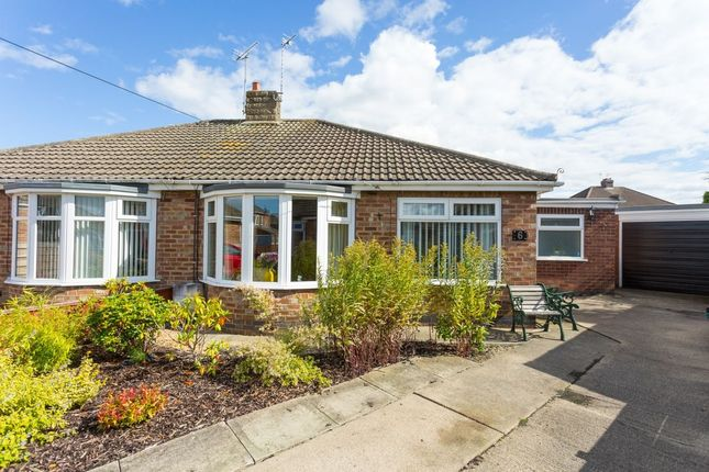 Thumbnail Bungalow for sale in Hawthorn Spinney, Huntington, York