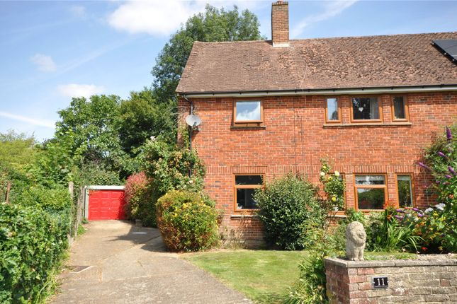Thumbnail Semi-detached house for sale in Cowfold, West Sussex