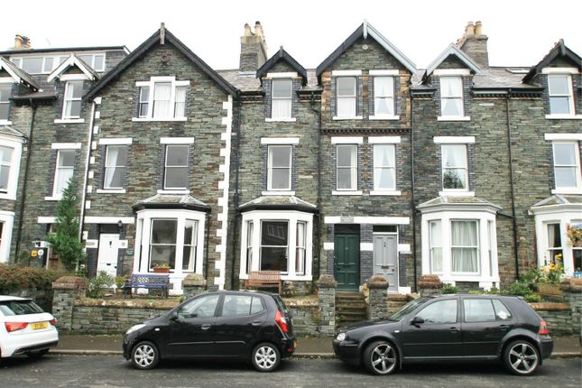 Thumbnail Terraced house for sale in Ptarmigan House, 14 Blencathra Street, Keswick, Cumbria