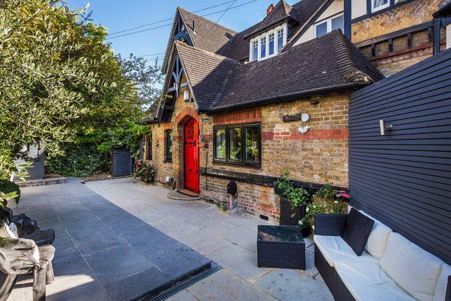 Thumbnail Semi-detached bungalow for sale in High Street, Carshalton Village, Surrey