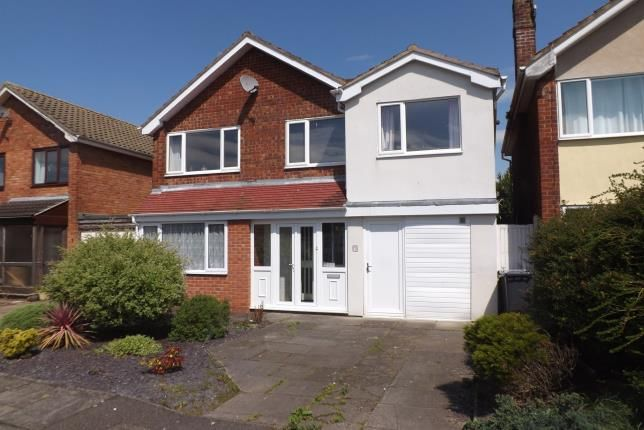 Thumbnail Link-detached house for sale in Bladon Crescent, Alsager, Stoke-On-Trent