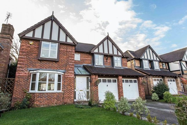 Thumbnail Detached house for sale in Bluebell Drive, Newcastle-Under-Lyme