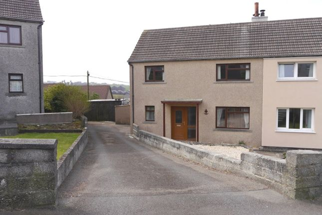 Thumbnail Semi-detached house for sale in Quoybanks Crescent, St. Ola, Kirkwall