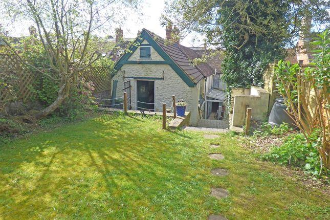 Thumbnail Terraced house for sale in High Street, Wincanton